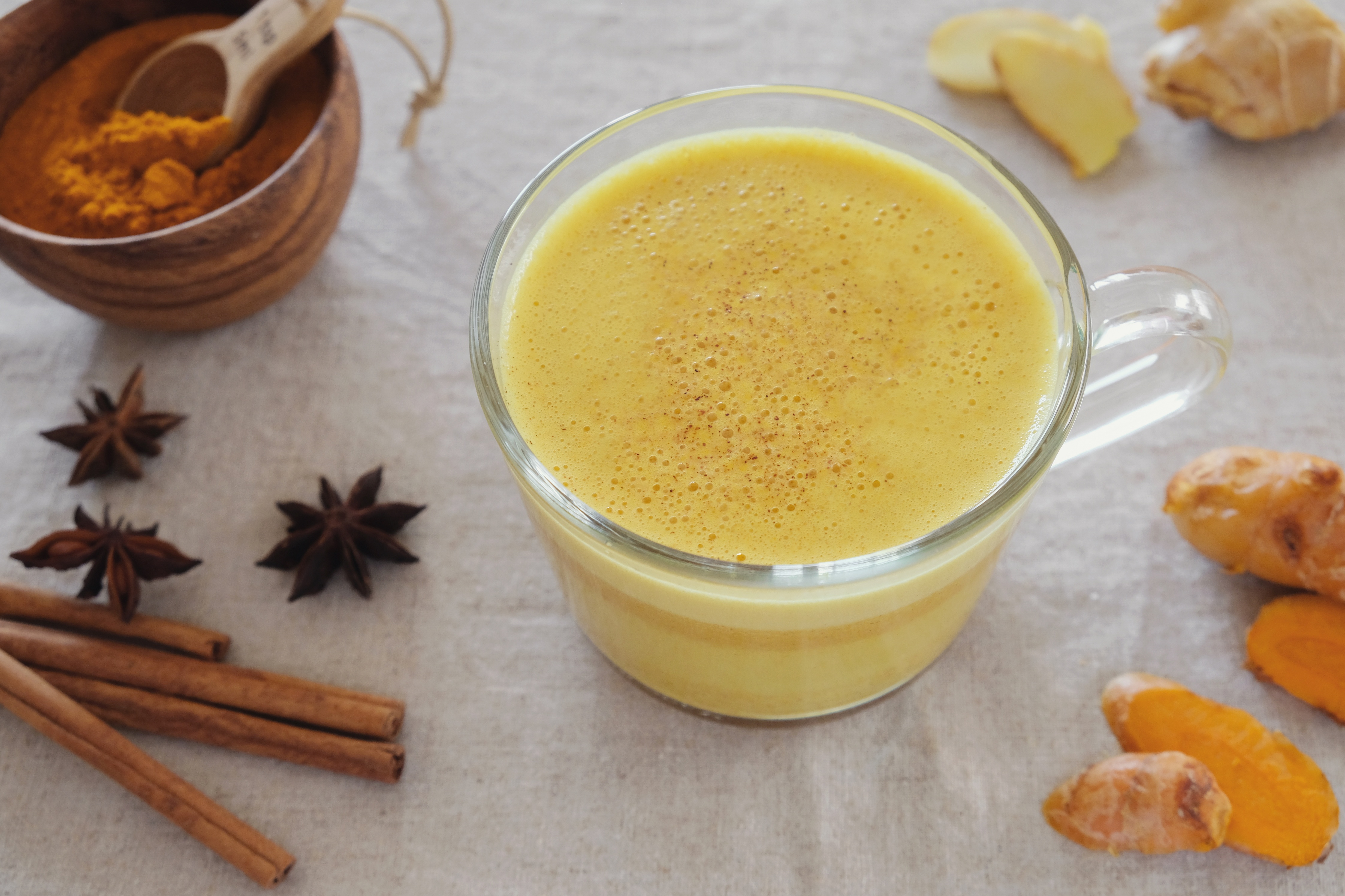 Golden Mylky – Turmeric Latte