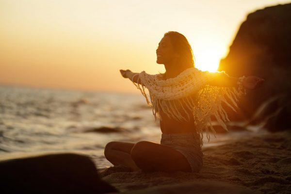 Amy Bell Yoga Teacher Throat 5th Chakra
